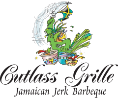 Cutlass Grille Jamaican Jerk Barbeque